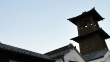 時の鐘(川越市役所)