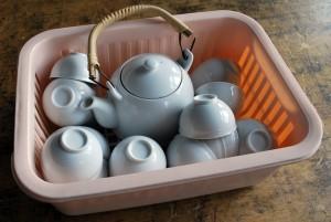 茶器セット(トモエホール)